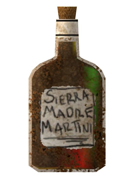 Sierra Madre martini