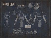 Securitron poster
