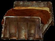 Vault bed