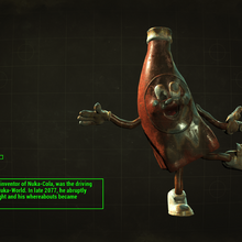 FO4NW Bottle and Cappy Loading Screen.png