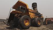 FO76 161020 Ash heap mining truck
