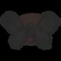 Mothman Cult Decal 3