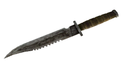 Stabhappy (Cuchillo de Combate único)