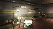 Enclave corpses in the barracks