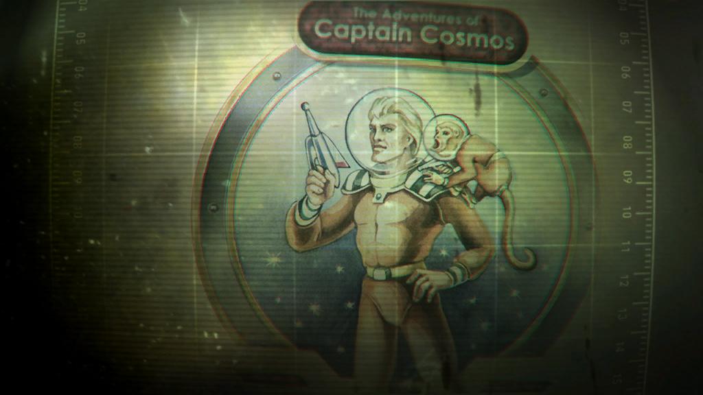 Капитан Космос