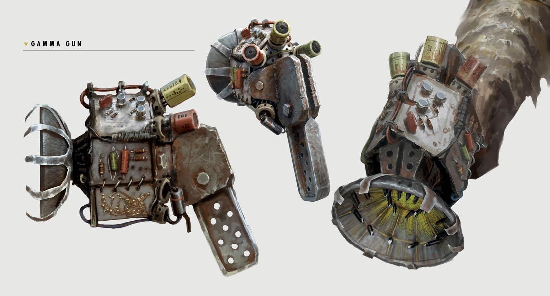 Гамма-пушка