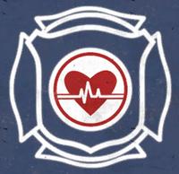 FO76 Responders logo blue Florian