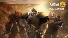 Fallout 76 Wastelanders — Официальный трейлер №1