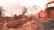 PowerArmor Red Rocket FIlling Station
