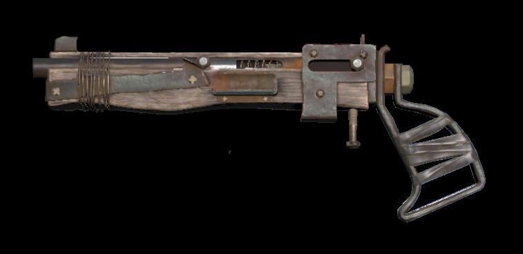 Pipe gun (Fallout 76)