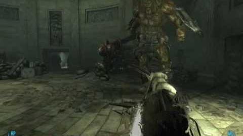 Super Mutant Behemoth - Fallout 3