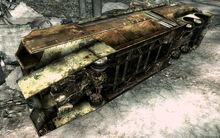 FO3 City Liner chassis 02