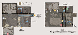 Fo4 Survival Barracks of the National Guard (ru).jpg