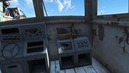 Ham radio USS Constitution shipwreck