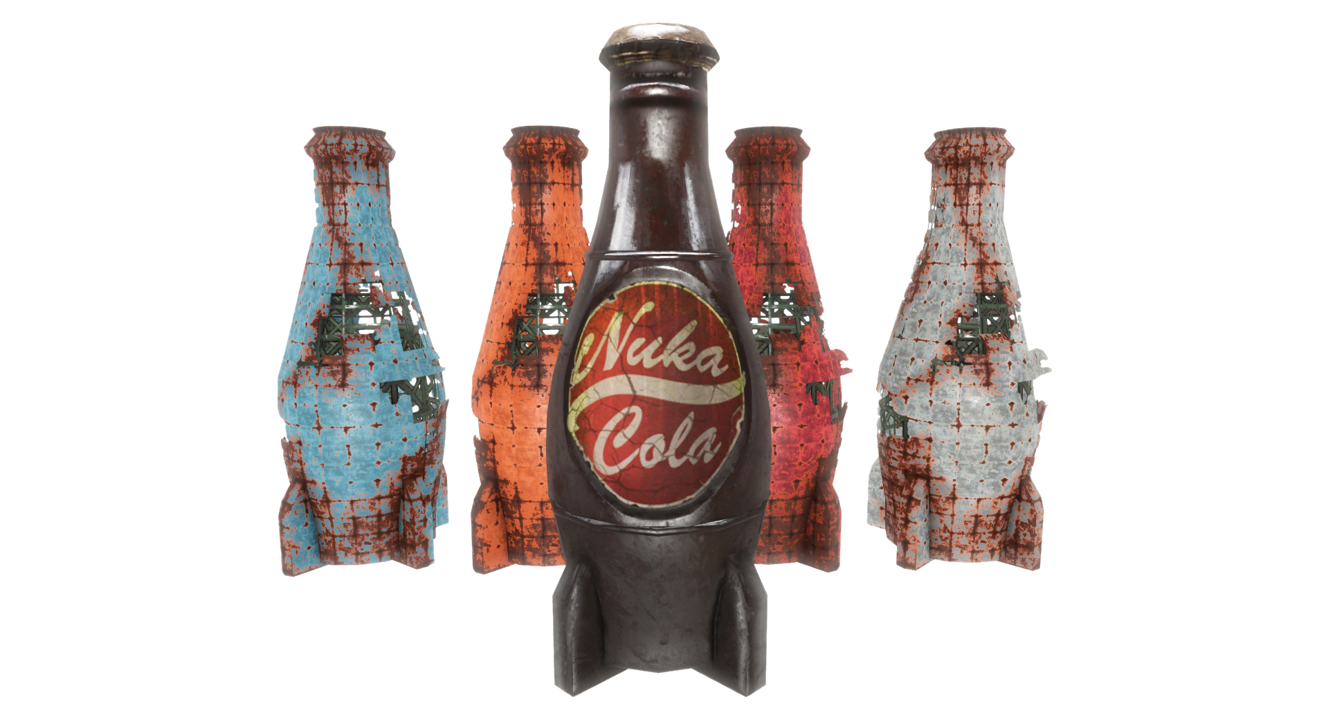 Nuka-Cola bottle (Nuka-World)