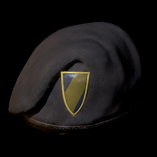 Military intel officer uniform