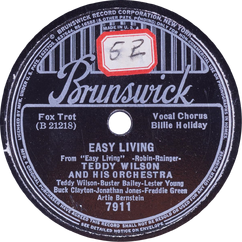 Billie Holiday with Teddy Wilson and His Orchestra - Easy Living (1937).png