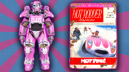 FO4 Hot rodder pink