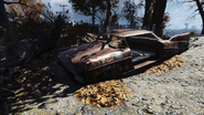 FO76 Forest vehicles 7