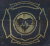FO76 Responders logo gold Florian