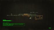 Handmade Rifle Gear Loading Screen