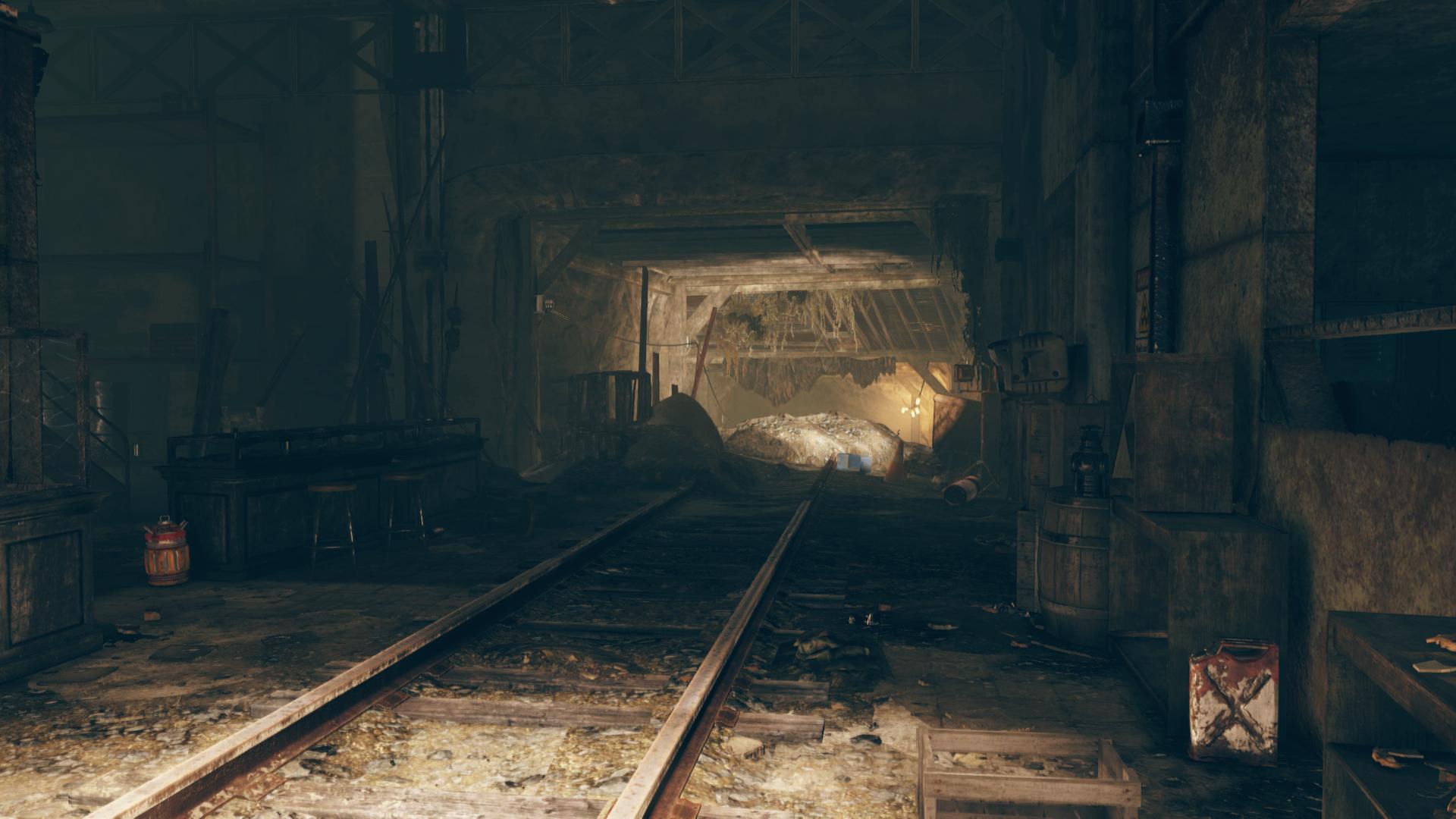 Blackwater mine
