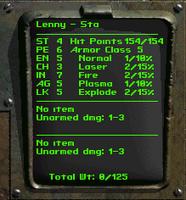FB4 Lenny stats 1