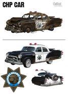 FNV Highway patrol concept art