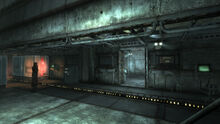 FO3 Citadel Lab Lower level terminal 01