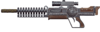 FO4cc gauss rifle butt and barrel 3