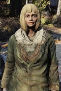 FO76WL RE scavenger female 02