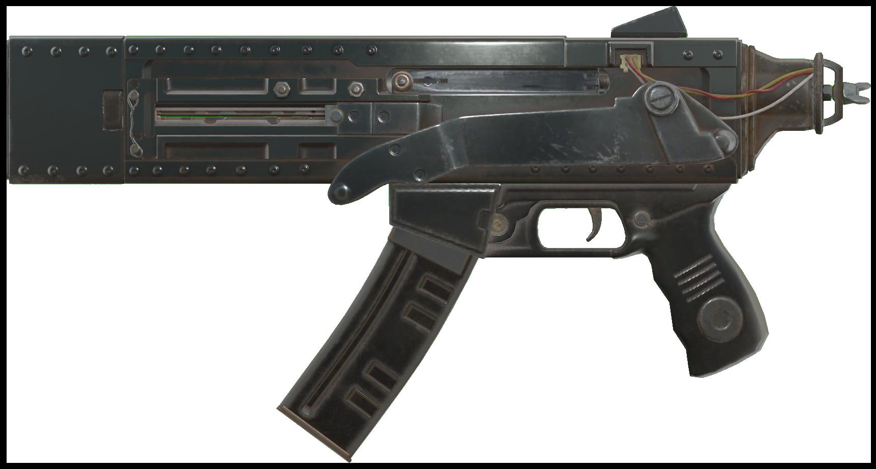 10mm submachine gun (Fallout 76)