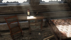 FO76 Pleasant Valley cabins (Chauncy's note).png