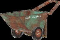 FO76 Wheelbarrow 2