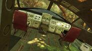 FO76 crashed plane (pilot cabin)