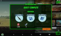 Infiltrate Game Rewards
