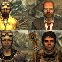 Fallout 3 merchants