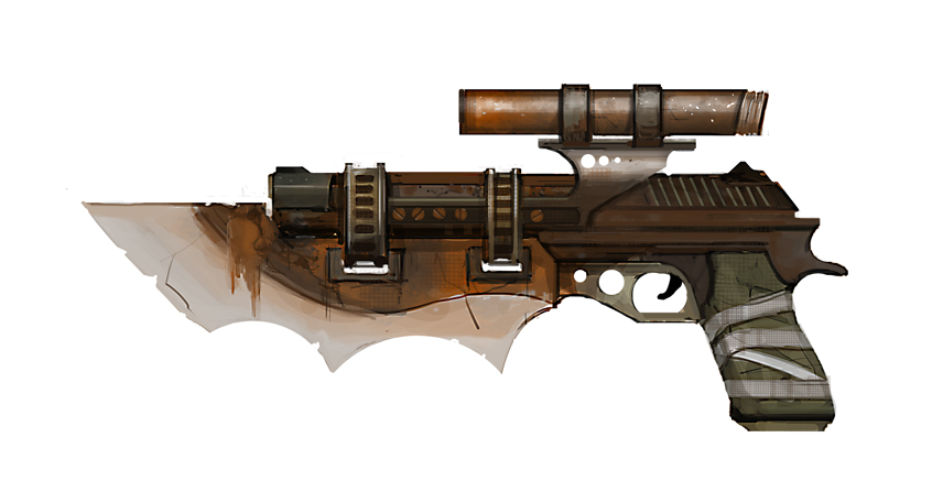 9mm Burreyetta, Model 86d