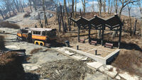 FO4 Fort Hagen (Bus station)
