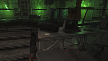 FO76SD Enclave research facility (Mole miners)