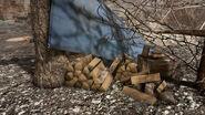 FO76 Lake Reynolds (Firewood Pile)