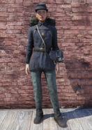 FO76 Union Uniform with Hat