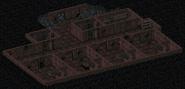 Fo1 Vault 15 Living Quarters