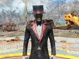 Magician's tuxedo