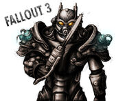 Enclave Soldier Fallout 3 by Torvald2000
