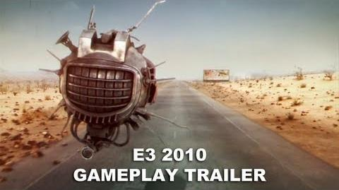 Fallout New Vegas - E3 2010 Gameplay Trailer (HD 1080p)