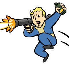 Fallout  Explosives Only Build