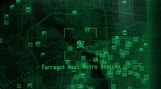 Farragut West Metro Station loc.jpg