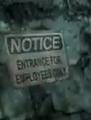 Noticeemployeeonlysign.png