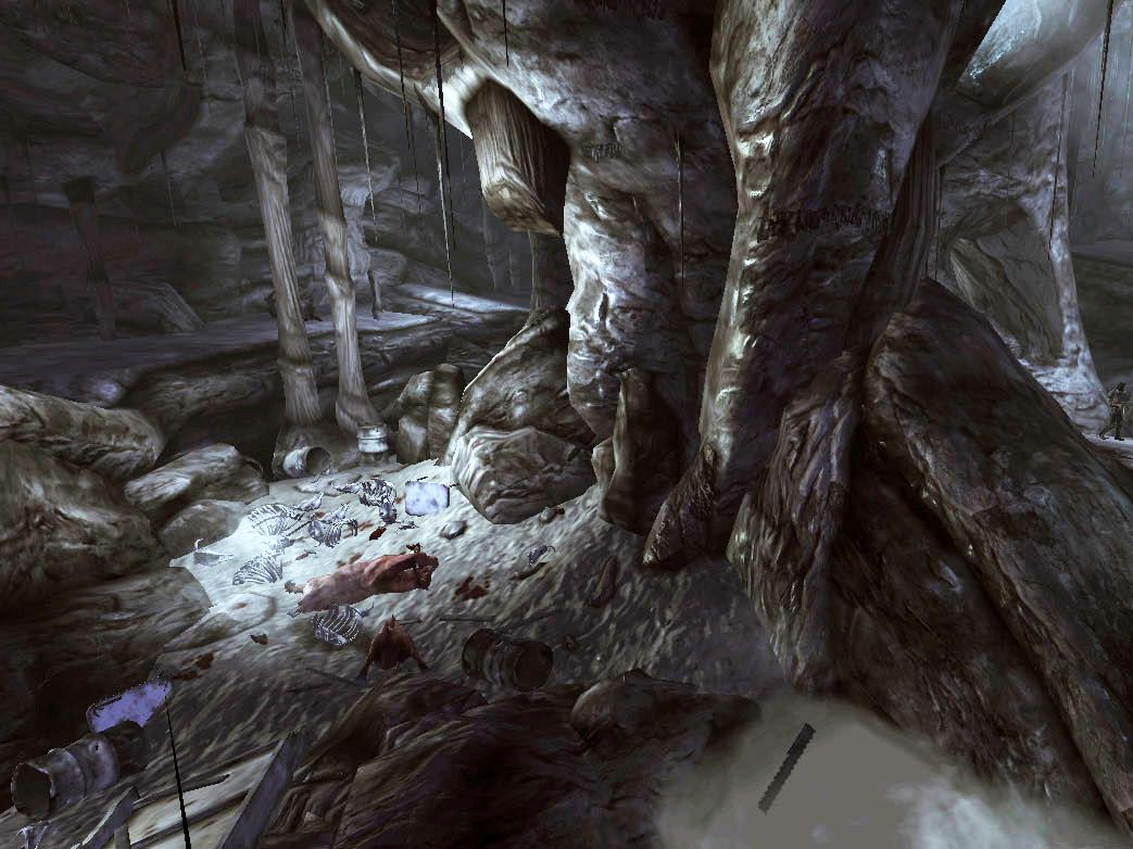 Yao Guai Tunnels The Vault Fallout Wiki Fallout 4